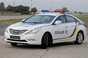 Новая патрульная полиция Украины