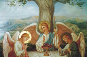 Библейские упоминания Святой Троицы
