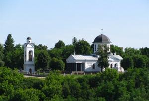 Поместье Раевских в селе Разумовка