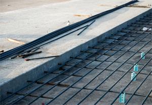 Огромная цена бетонных дорог?