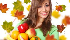 здоровье и бодрость в осенние дни