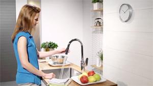 Материал корпуса кухонного смесителя