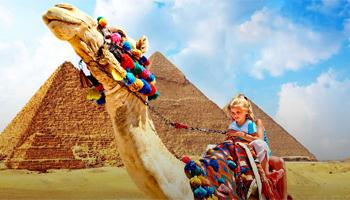 Самые популярные курорты Египта